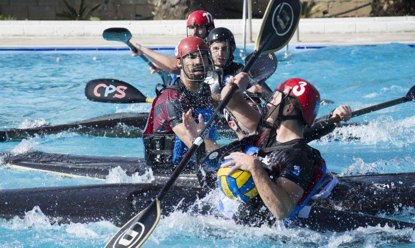 El Real Club Náutico de Castellón, campeón del I Torneo XXI Liga Autonómica MARINA BURRIANANOVA de kayak polo
