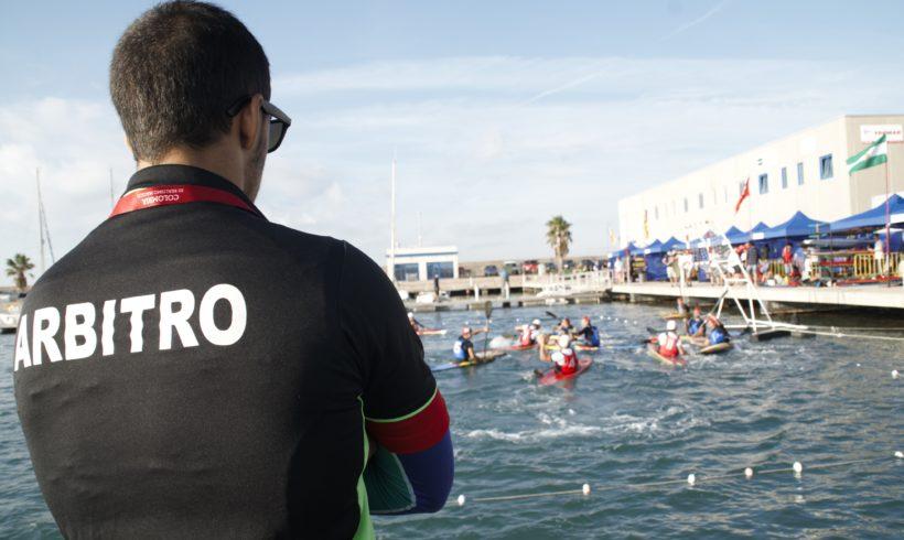Este fin de semana, curso de árbitros de kayak polo en Alaquàs