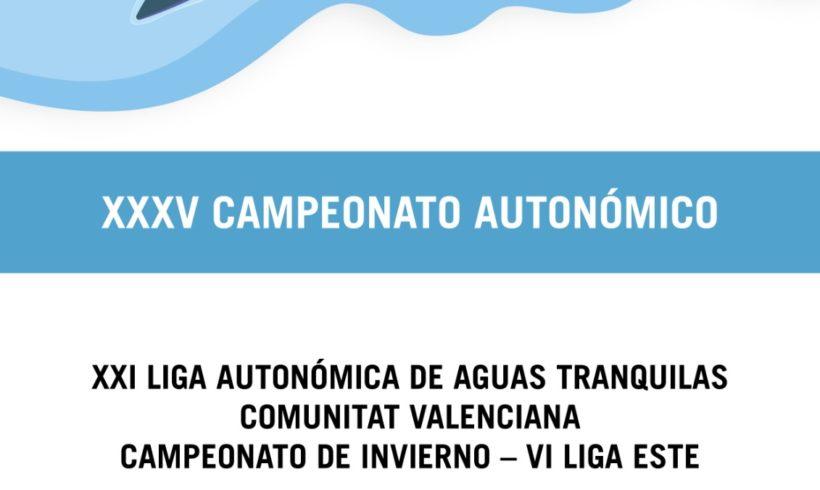 Antella decide los títulos autonómicos de aguas tranquilas