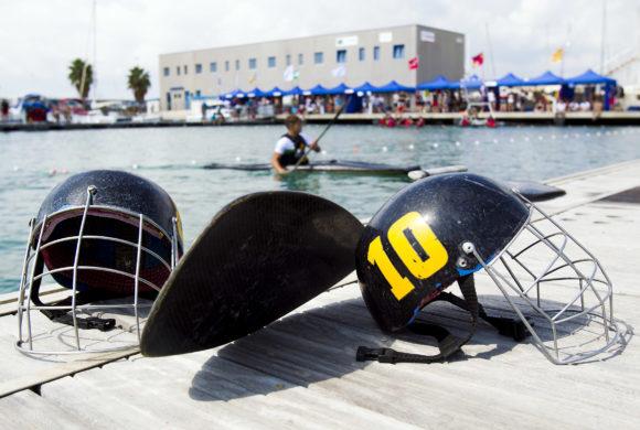 Se reanudan las concentraciones del Programa de Tecnificación de kayak polo tras el confinamiento