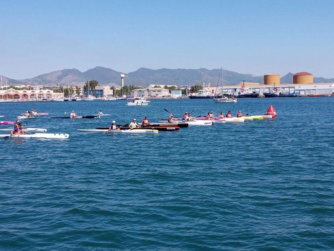 El Real Club Náutico de Castellón fa doblet en la Lliga de Surfsky i en la Lliga de Joves Promeses de caiac de mar
