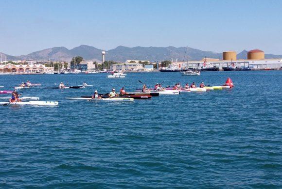 El Real Club Náutico de Castellón hace doblete en la Liga de Surfsky y en la Liga de Jóvenes Promesas de kayak de mar