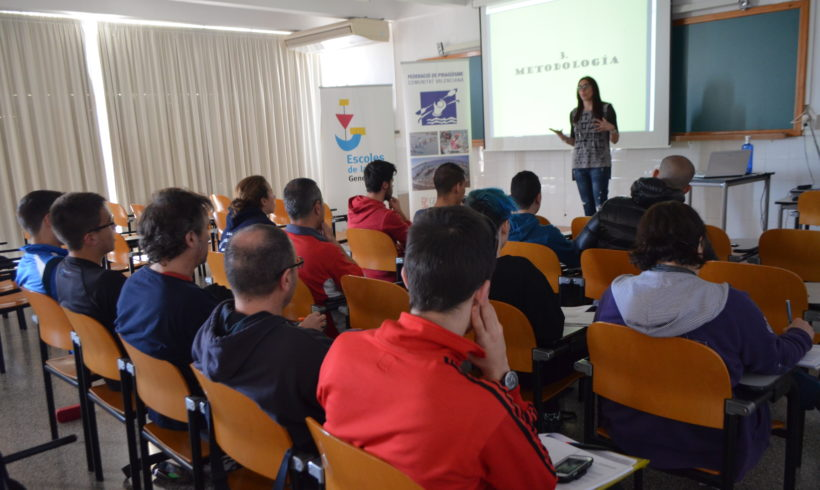 La Federación de Piragüismo de la CV convoca un curso de iniciador de piragüismo de nivel I en Burriana
